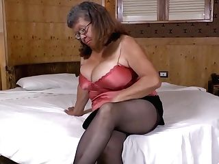 Latinchili Matures Chubby Finger-tickling Getting Off