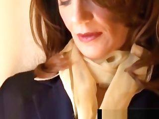 Cougar Stewardess Deauxma Fucks A Big Black Dick!