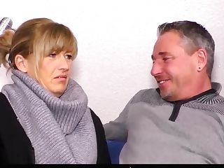 Sextape Germany - Chubby German Matures Gives Head