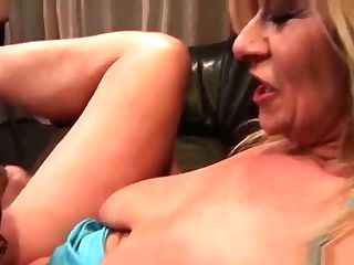 Extreme Piercing In The Cunny And Saggy Tits Matures Gang-bang