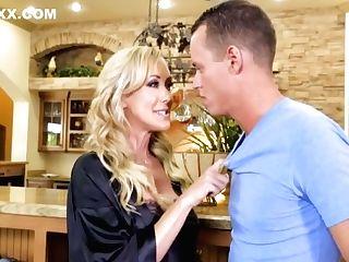 Brandi Love Wifey Gets A Helper