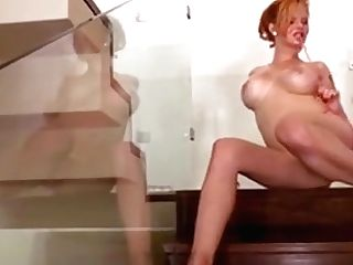 Huge-chested Classy Red-haired Fucktoys Vagina