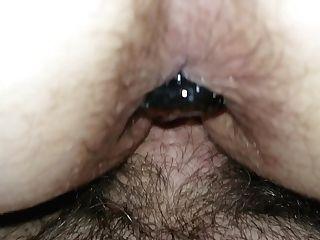 Ssbbw Hairy Muff Like Buttplug Internal Cumshot