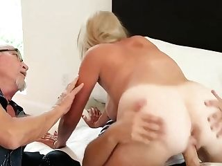 Gilf Blonde Internal Ejaculation Cootchie Hd