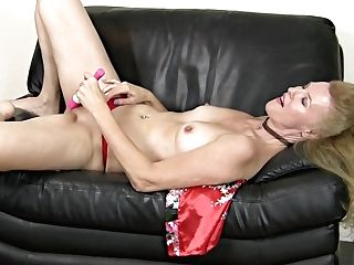 Lacy F Is A 49 Year Old Playing Her Vagina