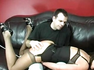 Cc Spanked And Vibed