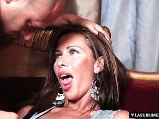 Lasublimexxx Mummy Aurora Oliveira Obsessed For Anal Intercourse