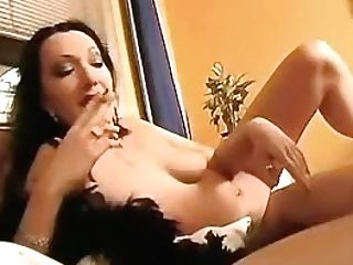 Exotic Homemade Kink, Smoking Orgy Scene