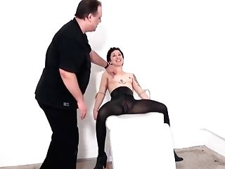 Medical Kink And Abasement Of Tied Asian