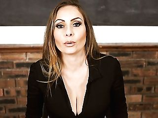 Severe But Immensely Sexy Prof Sophia Delane And Her Fabulous Big Funbags
