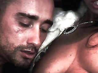 Big Titted Whore Kasey Nina Gives Deepthroat Bj Before Ass-fuck