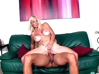 Porsche Lane And Crazy Mommy - Latina Dude With Thick Prick Fucks