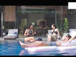 Sobhita Dhulipala Swimsuit Erotic And Nip Poke
