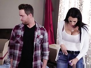Horny Stepmom Thirsts For Serious Fuck