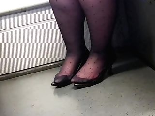 Matures   Granny Nylon   Feet Compalation