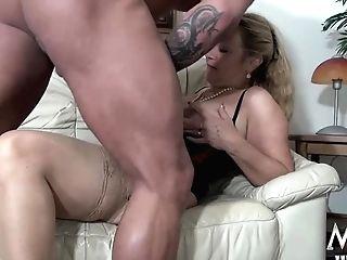 Mmv Films Sexy Granny Attempts Fresh Jock Meat