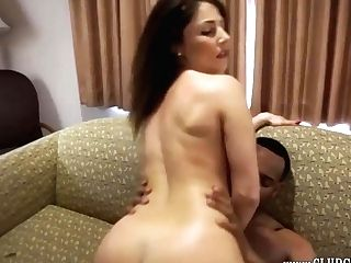 Roberta Gemma Is Sucking One Of The Thickest, Black Dicks And Listening To Her Fucking Partner's Yells