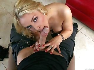 Big-titted Wifey Sarah Vandella Is A Natural Born Man-meat Sucker