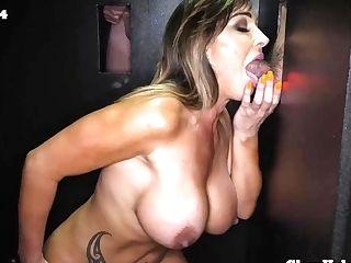 Beauty Honey Aubrey Black Gloryhole Porno