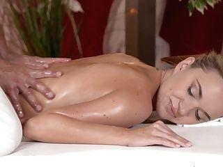 Best Porn Industry Stars Brittany Stone, George In Exotic Tattoos, Rubdown Porno Movie