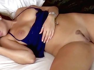 Son-in-law Molests Sleeping Mom & Fucks Her - Nikki Brooks
