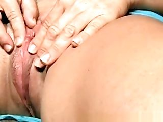 Cougar With Big Tits And Fleshy Humid Beaver Masturbating Selfie To Real Orgasm