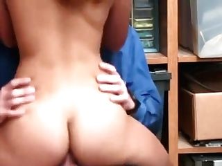 Hot Latina Shoplifter Fucked - Add Me On Snapchat: Rebeccaholmes16
