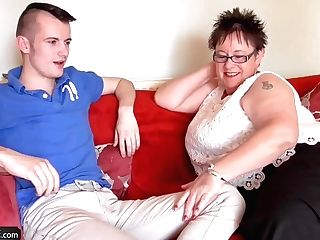 Agedlove Granny Chubby Honey And  Bourne Fuck-a-thon