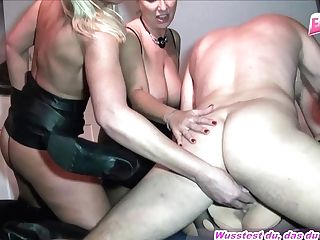 Old Matures Womans Are Blessed About Youthful Big Schlong Mfff Private Switch Roles Gang-fuck