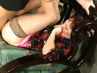 Russian Matures Fuck With A Man Six