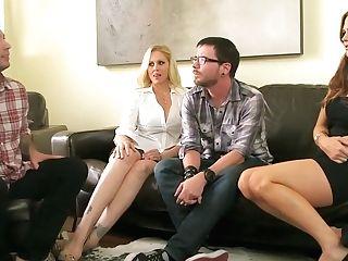 Best Pornographic Star Nicki Hunter In Horny Jizz Shots, Dark Haired Adult Flick