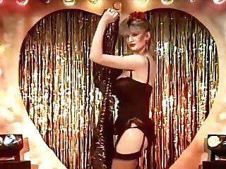 Gloria - Antique 80s Brit Big Knockers Undress Dance Taunt