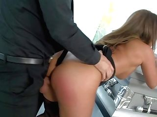 Japanese Mom Akira Lane With Big Baps And Bald Cunt