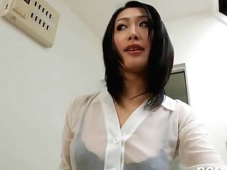 Porngodtv Yayoi Yanagida Japanese Office Lady In Pantyh