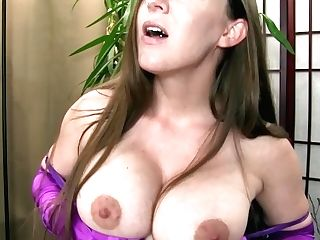 Big Tits Getting Off Encouragement In Satin Gloves - Princess Deviant Kristi